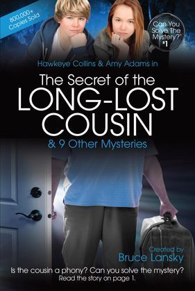 The Secret of the Long-Lost Cousin: Can You Solve the Mystery #1