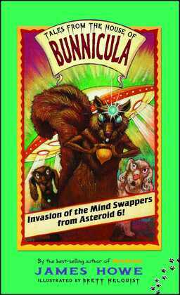Invasion of the Mind Swappers from Asteroid 6!