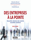 Des entreprises  la pointe