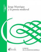 Jorge Manrique y la poesía medieval