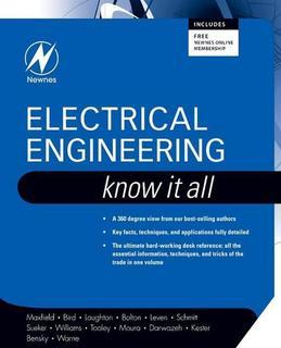 Electrical Engineering: Know It All: Know It All
