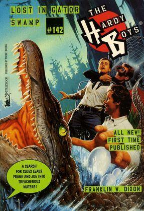 Lost in Gator Swamp