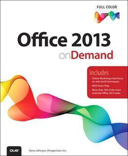 Office 2013 On Demand