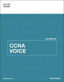 CCNA Voice Lab Manual