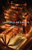 Unpopular Essays