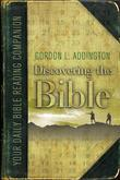 Discovering the Bible: Your Daily Bible Reading Companion
