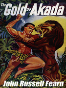The Gold of Akada: A Jungle Adventure Novel: Anjani, Book 1