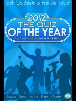 2012 - The Quiz of the Year
