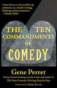 The Ten Commandments of Comedy