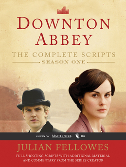 Downton Abbey Script Book Season 1