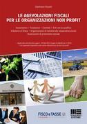 Le agevolazioni fiscali per le organizzazioni non profit