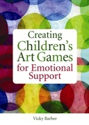 Creating Children's Art Games for Emotional Support