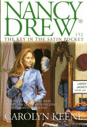 The Key in the Satin Pocket