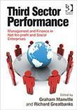 Third Sector Performance: Management and Finance in Not-for-profit and Social Enterprises