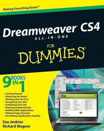 Dreamweaver CS4 All-in-One For Dummies