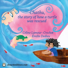 Chathu The story of how a turtle was rescued