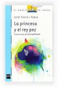 La princesa y el pez rey