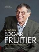 Edgar Fruitier - Mémoires