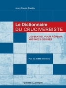 Le Dictionnaire du cruciverbiste
