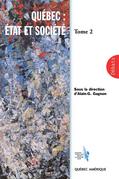 Québec: État et Société, Tome 2