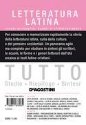 Letteratura latina. Schemi riassuntivi, quadri di approfondimento