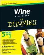 Wine All-In-One for Dummies