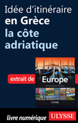 Ide d'itinraire en Grce - la cte adriatique