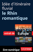 Ide d'itinraire fluvial - le Rhin romantique