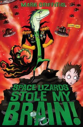 Space Lizards Stole My Brain!