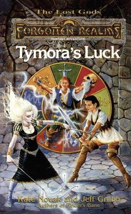 Kate Novak - Tymora's Luck: Forgotten Realms