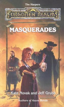Kate Novak - Masquerades: Forgotten Realms