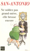 Ne soldez pas grand-mre, elle brosse encore