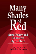 Many Shades of Red: State Policy and Collective Agriculture