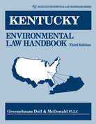 Kentucky Environmental Law Handbook