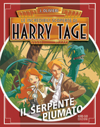 Harry Tage - Il serpente piumato