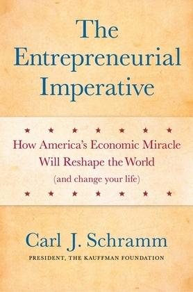 The Entrepreneurial Imperative