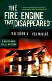 The Fire Engine that Disappeared: A Martin Beck Police Mystery (5)