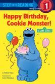 Happy Birthday, Cookie Monster (Sesame Street)