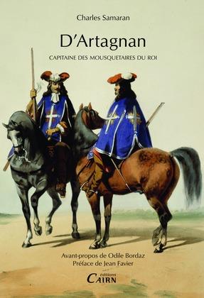 D'Artagnan, Capitaine des mousquetaires du Roi