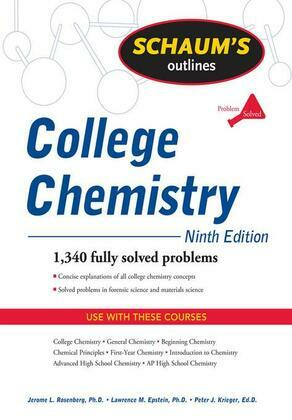 Schaum's Outline of College Chemistry, Ninth Edition