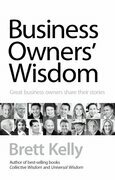 Business Owners' Wisdom