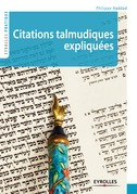 Citations talmudiques expliques