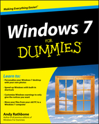 Windows 7 For Dummies, Enhanced Edition