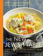 The New Jewish Table