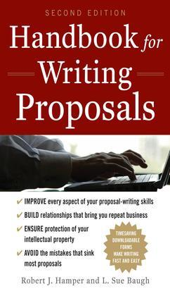 Handbook For Writing Proposals, Second Edition