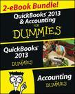QuickBooks 2013 & Accounting For Dummies eBook Set