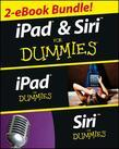 iPad &amp; Siri For Dummies eBook Set
