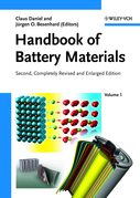 Handbook of Battery Materials