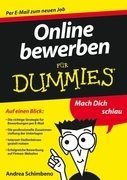 Online bewerben f&uuml;r Dummies