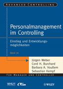 Personalmanagement Im Controlling: Einstieg Und Entwicklungsmoglichkeiten